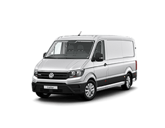 Crafter Bestelwagen teaser image